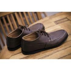 volkerfootwear wallet brown / sepatu casual / formal