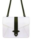 Pusat Jual Beli Vona Kin Putih Hitam Tas Wanita Selempang Sling Bag Envelope Clutch Mini Satchel Messeger Crossbody Kecil Indonesia