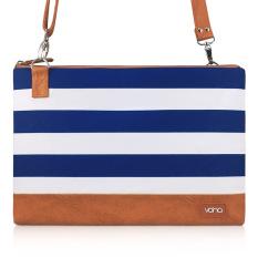 Harga Vona Petra Biru Putih Laptop Bag Macbook Softcase Cover Case Sleeve Pelindung Tas Selempang Crossbody Sling Shouder Bag