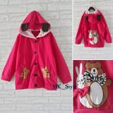 Review Toko Vrichel Collection Jaket Anak Perempuan Hoodie Fancy Fanta