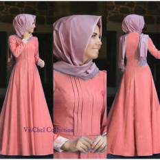 Vrichel Collection Maxi Dress / Gamis / Dress / Maxi Rossi (Best Seller)