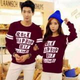 Jual Vrichel Collection Sweater Couple Rock Hip Hop Vrichel Collection Di Dki Jakarta
