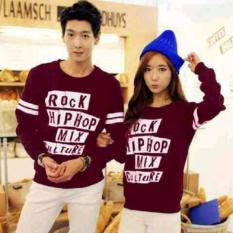 Jual Vrichel Collection Sweater Couple Rock Hip Hop Vrichel Collection Branded