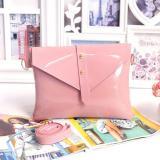 W Oops Tas Wanita Tas Batam Jelly Envelope Lily Pink Di Jawa Timur