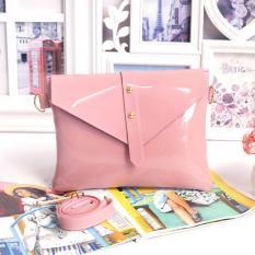 Jual W Oops Tas Wanita Tas Batam Jelly Envelope Lily Pink Branded