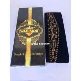 Review Wadimor Peci Kopyah Songkok Hitam Bordir Wadimor