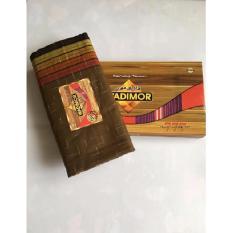 Wadimor Sarung New Hujan Gerimis - Coklat Pelangi