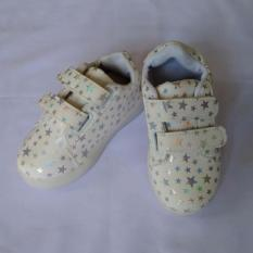 Jual Walker Shoes Led Little Star White Murah Di Jawa Timur