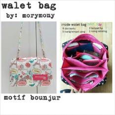 Review Pada Wallet Bag Tas Wanita Serbaguna
