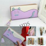 Beli Wallet For Women Cute Kitty Dompet Wanita Purple 0004 Murah