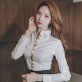 Review Toko Wanita Lengan Panjang Profesi Baju Dalaman Kemeja Putih Putih Online