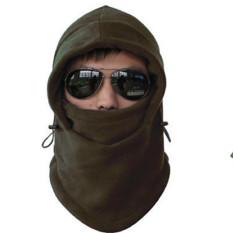Toko Hangat Musim Dingin Beanie Cs Hat Olahraga Pakaian Topi Pria Syal Hood Ski Wajah Penutup Masker Tentara Hijau Intl Oem