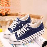 Harga Warna Solid Perempuan Yang Berat Itu Mahasiswa Asli Sepatu Global Yang Biru Tua Sepatu Wanita Sepatu Sport Sepatu Sneakers Wanita Universal Online
