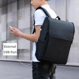 Beli Tahan Air Anti Theft Laptop Backpack Usb Pengisian Bahu Perjalanan Sekolah Tas Hitam Intl Not Specified