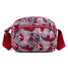 Waterproof handphone dan dompet tas tas wanita selempang (Gurun kamuflase)
