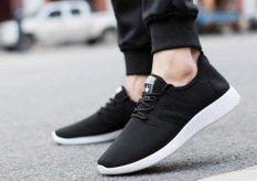 Beli Wd Running Shoes Fashion Ringan Bernapas Pasangan Mengendarai Skateboard Sepatu Intl Di Tiongkok