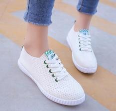 Review Wd Sports Breathable Family Ties Lubang Lubang Sepatu Rekreasi Sepatu Intl Oem Di Tiongkok