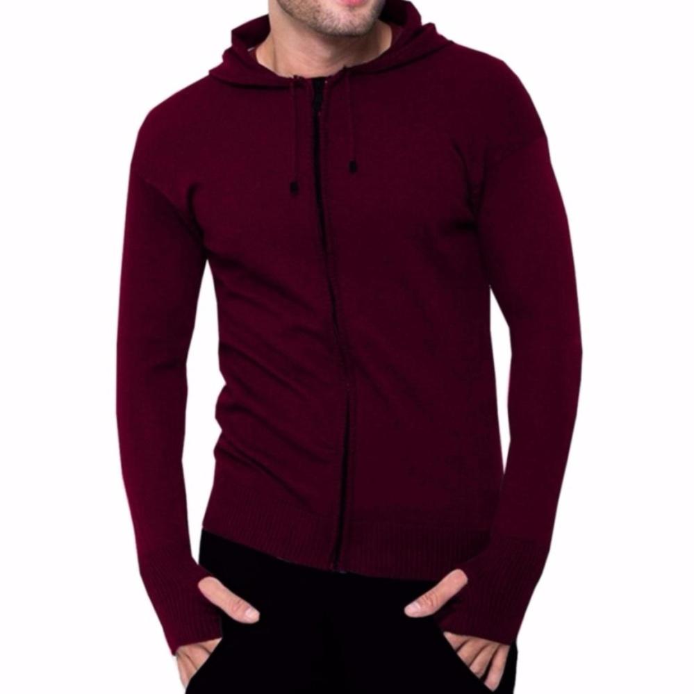 Lmg Jaketsweater Bolak Balik Motif Dada Bulex Birugelap Daftar Source · Knit Kombinasi Black Source Sweater Hoodie Ziffer Rajut Twoton Source