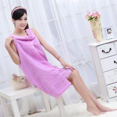 Wearable Towel - Baju Handuk Multifungsi