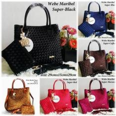 Webe Maribel Super Set Dompet
