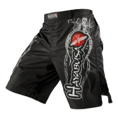 Diskon White Dragon Sports Breathable Cotton Loose Boxing Training Pants Mma Short Kickboxing Shorts Short Muay Thai Black Intl Branded