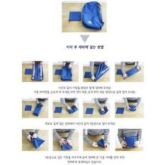 Toko Whiz Iconic 3 Way Easy To Carry Korean Bag Green Tas Multifungsi Hijau Termurah Di Banten