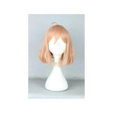Wig Mcoser Pink 35Cm 089A - Kyokai No Kanata - Mirai Kuriyama