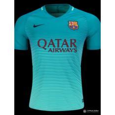 Wikie Collection's_99 - Kaos T-Shirt Jersey Bola Club Internasional Champions League Musim 2017/2018 Update Terbaru Bahan Sangat Nyaman Di Pakai Untuk Santai Cowo / Cewe Murah Kualitas Bagus -