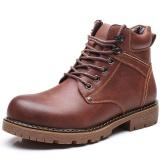Musim Dingin Baru Martin Boots Korea Versi Wild Perkakas Sepatu Retro Pria Sepatu Bot Boots Trend Boots Intl Oem Murah Di Tiongkok