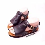Jual Wk Fashion Sandal Wanita Platform Black Online