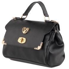 Spesifikasi Woman Bag Tas Wanita Warna Hitam Blackkely Lew 614 Murah Berkualitas