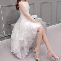 Wanita Gaun Renda Pengantin Wanita Model 2017-Intl