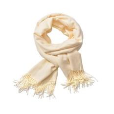 Harga Women Cashmere Feel Blanket Scarf With Tassel Solid Color Warm Shawl Wrap Intl Seken