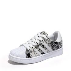 Toko Women Casual Sneaker Women Wild Running Shoes Female Lightweight Breathable Running Flat Shoes Intl Yang Bisa Kredit