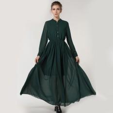 women-chiffon-maxi-dress-elegant-summer-long-dresses-party-dress-muslim-collar-shirt-dress-3757-94895127-98ff7406e2f56b32ede4879bae58401a-catalog_233 Kumpulan Harga Gaun Pesta Muslim Facebook Terlaris waktu ini