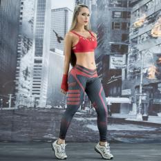 Harga Termurah Wanita Kompresi Yoga Celana Spandeks Latihan Celana Senam Olahraga Latihan Kebugaran Pelangsing Celana Ketat Menjalankan Legging Celana Joging 075
