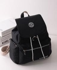 women famous brand backpack patent leather one shoulder backpack crocodile luxury backpacks for teenage girls chain mini mochila - intl