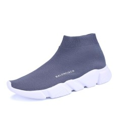 Diskon Women Fashion Breathable Socks Shoes Running Shoes Men And Women Outdoor Casual Sport Shoes Intl Akhir Tahun