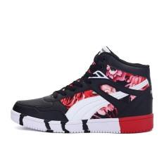 Beli Women Fashion High Top Sneakers Outdoor Casual Sport Shoes Intl