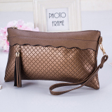 Beli Tas Tangan Wanita Shoulder Bags Tas Fashion Pu Kulit Mati Kurir Hobo Bag Coklat International Online