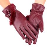 Spesifikasi Perempuan Kulit Merah Kasmir Sarung Tangan Hangat Musim Dingin Super Intl Bagus