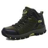 Jual Women Men Hiking Shoes Outdoor Trekking Boots Climbing Shoes Sports Rubber Sole Shoes Winter Waterproof Nubuck Intl Ori