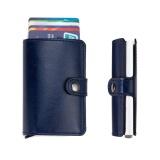 Spesifikasi Wanita Pria Id Pelindung Kartu Kredit Dompet Kulit Pemegang Kartu Paket Kotak Bu Intl Yang Bagus Dan Murah