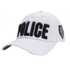 Toko Wanita Pria Perwira Polisi Penegak Hukum Kostum Bola Baseball Cap Kedok Hat Intl Oem Online