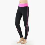Harga Seperempat Kompresi Wanita Celana Ketat Cewek Olahraga Berlatih Yoga Celana Exerise Elastis Berwarna Merah Muda Indonesia