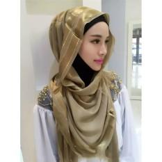 Geblus Instan Hijab A4233. Source · Wanita Muslim Jilbab Syal Nanometer Sutra .