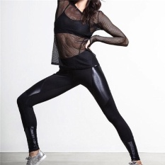 Promo Wanita Olahraga Gym Yoga Menjalankan Fitness Legging Celana Athletic Celana Intl Murah