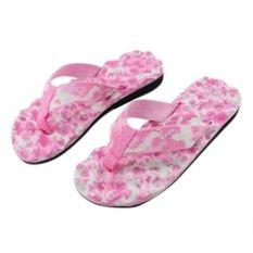Harga Wanita Musim Panas Flip Jepit Shoes Sandal Sandal Indoor Outdoor Flip Flops Intl Baru
