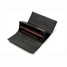 Harga Women Wallet Brand Design Genuine Leather Black Color Intl Asli Mbulon
