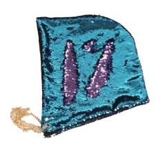 Wanita Winter Pearl Crochet Hat Bulu Wol Knit Beanie Raccoon Hangat Cap BK MAC XS 839-Intl